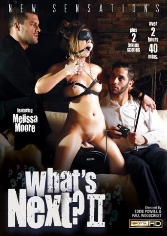 What's Next 2 from New Sensations front cover