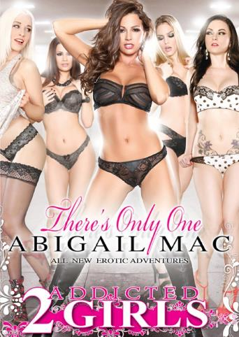 Theres Only One Abigail Mac from Addicted 2 Girls front cover