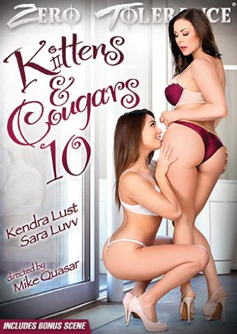 Kittens And Cougars 10 from Zero Tolerance front cover