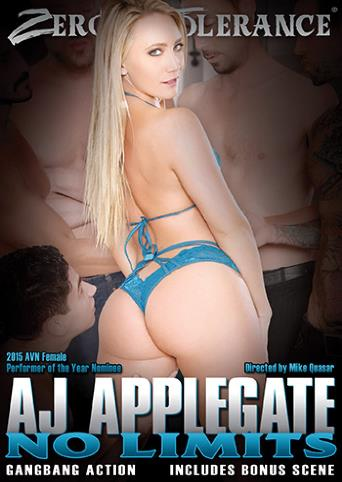 Aj Applegate No Limits from Zero Tolerance front cover