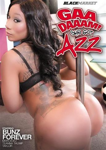 Gaa Daam She Got Azz from Black Market front cover