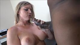 My Wife's 1St Interracial Sex Party Scene 3