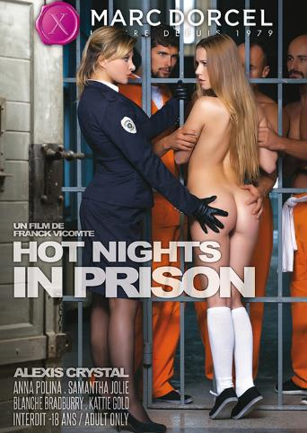 Hot Night In Prison from Marc Dorcel front cover
