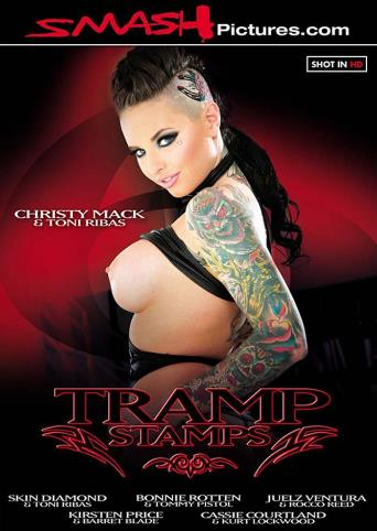 Tramp Stamps from Smash Pictures front cover