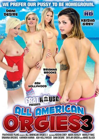 All American Orgies 3