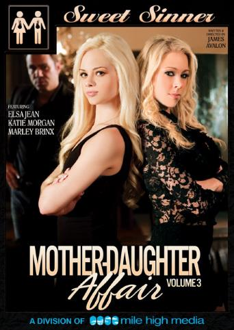 Mother Daughter Affair 3 from Sweet Sinner front cover