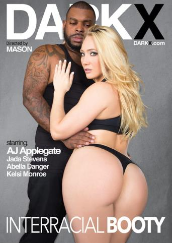 Interracial Booty from Dark X front cover