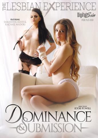Dominance And Submission from Digital Sin front cover