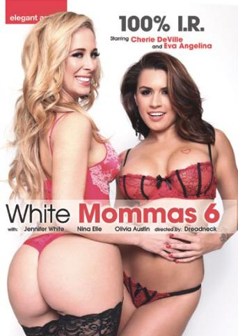 White Mommas 6 from Elegant Angel front cover