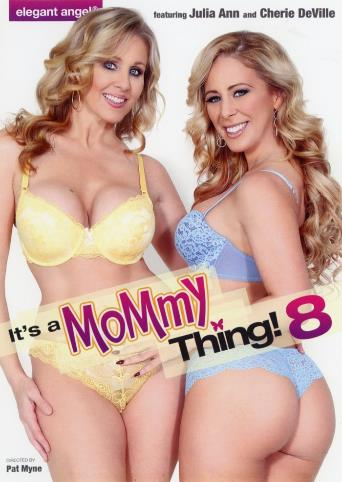 It's A Mommy Thing 8 from Elegant Angel front cover