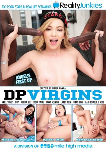 DP Virgins from Reality Junkies front cover