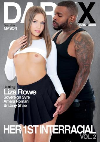 Her 1St Interracial 2 from Dark X front cover