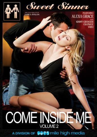 Come Inside Me 2 from Sweet Sinner front cover
