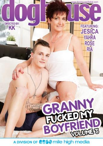 Granny Fucked My Boyfriend 3 from Doghouse front cover