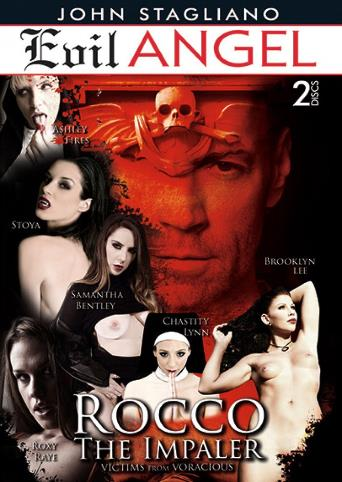 Rocco The Impaler from Evil Angel: Rocco Siffredi front cover