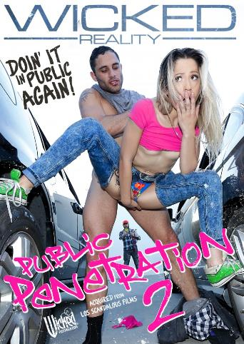Public Penetration 2 from Wicked front cover