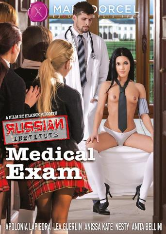 Russian Institute - Medical Exam from Marc Dorcel front cover