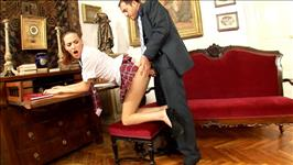 Schoolgirls And Teachers 2 Lessons In Sodomy