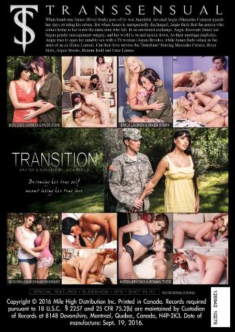 Transition from Transsensual back cover