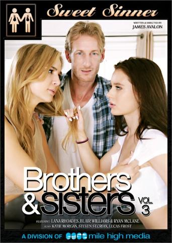 Brothers And Sisters 3 from Sweet Sinner front cover