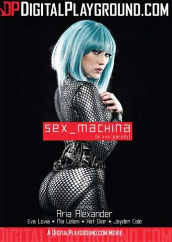 Sex Machina from Digital Playground front cover