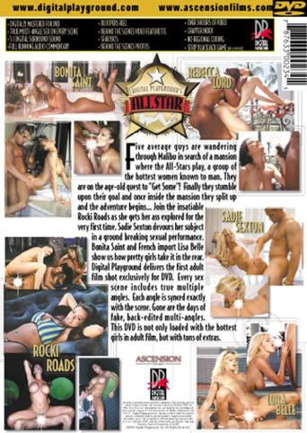All Star from Digital Playground back cover