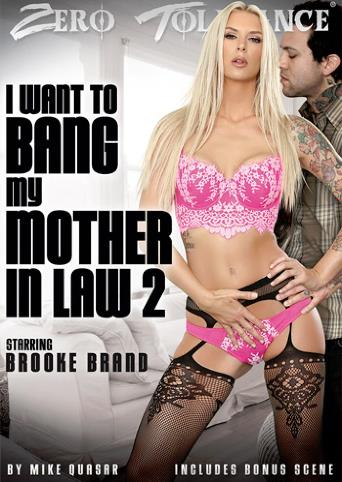 I Want To Bang My Mother In Law 2 from Zero Tolerance front cover