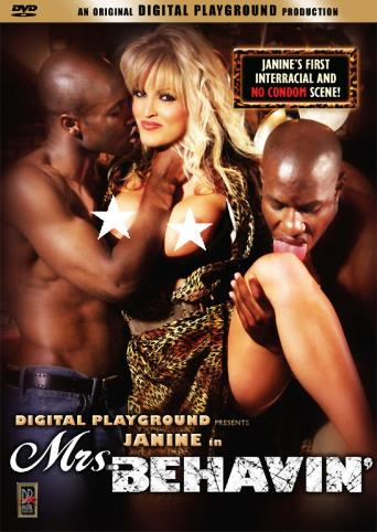 Mrs. Behavin' from Digital Playground front cover