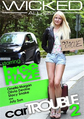 Car Trouble 2 from Wicked front cover