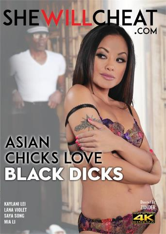 Asian Chicks Love Black Dicks from Metro front cover