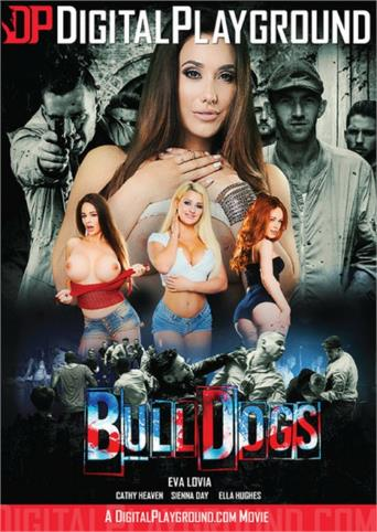 Bulldogs from Digital Playground front cover