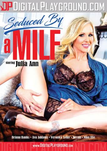 Seduced By A MILF from Digital Playground front cover