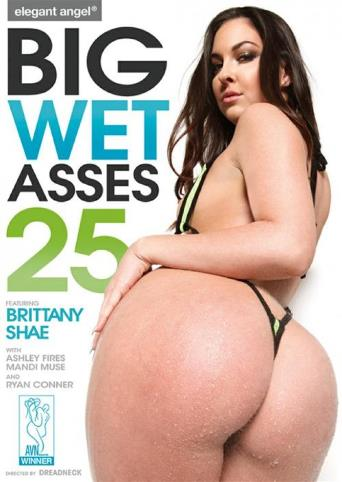 Big Wet Asses 25 from Elegant Angel front cover
