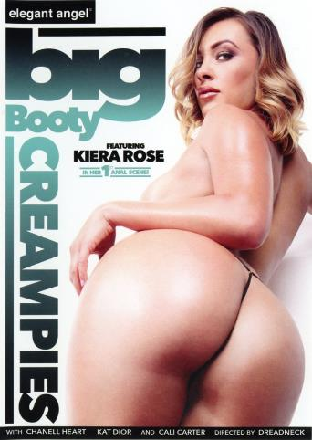 Big Booty Creampies from Elegant Angel front cover