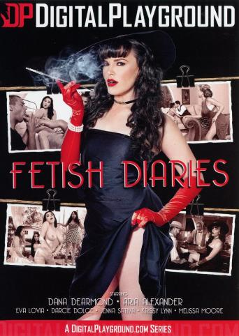 Fetish Diaries from Digital Playground front cover