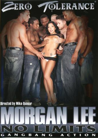 Morgan Lee No Limits from Zero Tolerance front cover