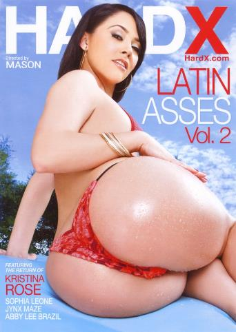 Latin Asses 2 from Hard X front cover