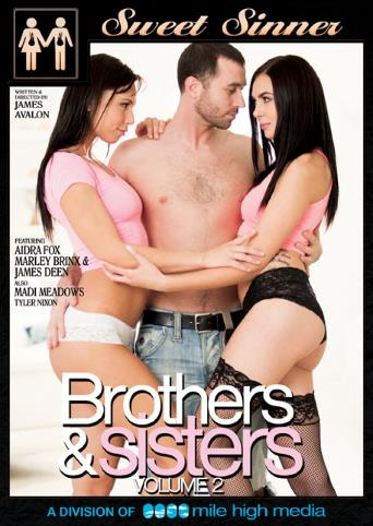 Brothers And Sisters 2 from Sweet Sinner front cover