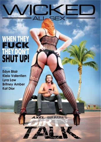 Axel Braun's Dirty Talk from Wicked front cover