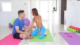 Teen Yoga Scene 2