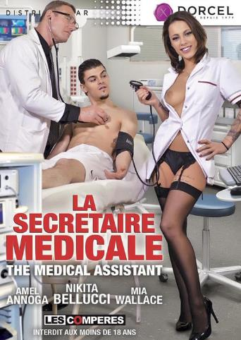 The Medical Assistant from Marc Dorcel front cover
