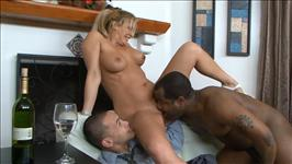 Interracial Cuckold Scene 2