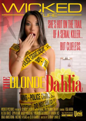 The Blonde Dahlia from Wicked front cover
