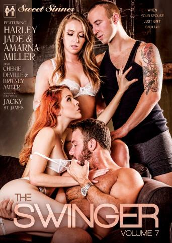 The Swinger 7 from Sweet Sinner front cover