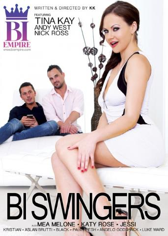 Bi Swingers from Bi Empire front cover