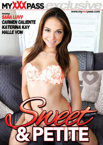 Sweet And Petite from My XXX Pass front cover
