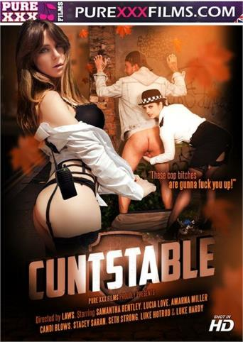 Cuntstable from Pure XXX Films front cover
