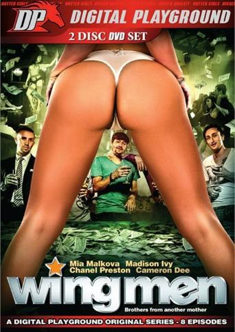 Wingmen from Digital Playground front cover