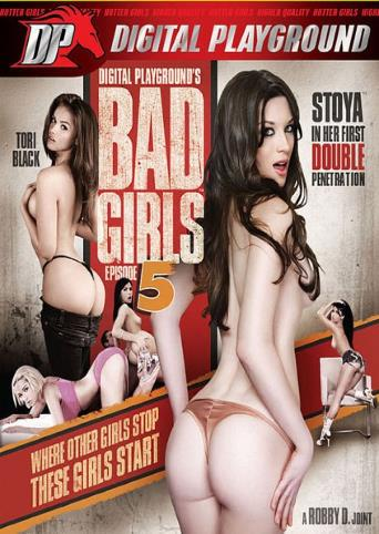 Bad Girls 5 from Digital Playground front cover