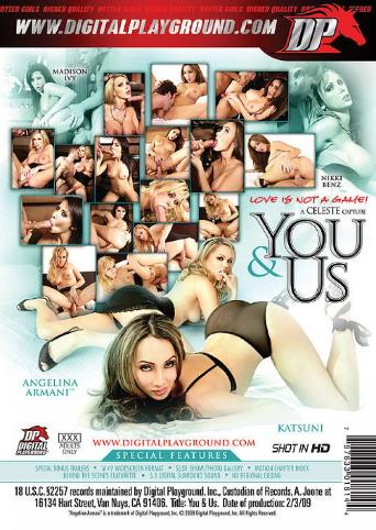You And Us from Digital Playground back cover